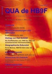 QUA de HB9F
