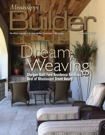 MS Builder Magazine January/February 2011 - Home Builders ...