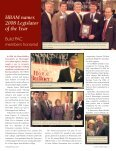 HBAM names 2008 Legislator of the Year - Home Builders ... - Page 5