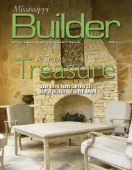 MS Builder Magazine Winter Issue 2012 - Home Builders ...