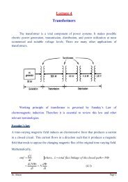 Lecture 4 Transformers