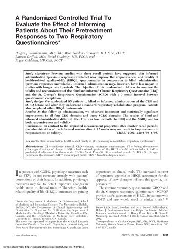 a-randomized-controlled-trial-to-evaluate-the-effect-of-chest Worksheet Critical Appraisal On Therapy on therapy brochures, therapy ball, therapy homework for depression, therapy charts, therapy treatment plan template, therapy cards, therapy games, therapy homework assignments, therapy tools, therapy exercises, therapy clipart, therapy posters, therapy notes, therapy for the therapist, therapy word search puzzles, therapy activities,
