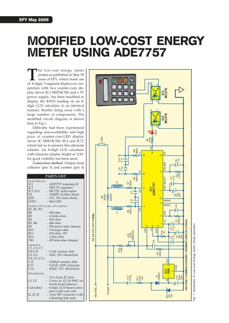 3PCS ADE 7763 ARSZ IC Energy Metering 1 Phase 20 petite esquisse circuit intégré ADE7763 7763 ADE7763A 7763 A AD
