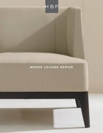 wedge lounge series - Hbf.com