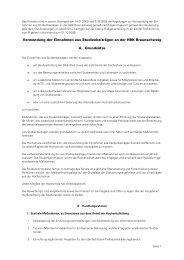 Verfahrensrichtlinien - Hochschule für Bildende Künste Braunschweig