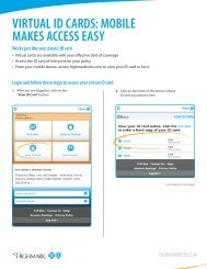 Virtual iD CarDs: mobile makes aCCess easy