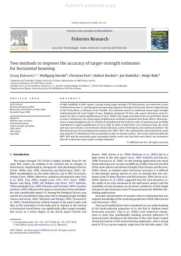 Author's personal copy - Institute of Hydrobiology