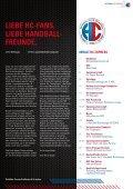 Das Erlanger Handball-Magazin - HC Erlangen - Seite 3