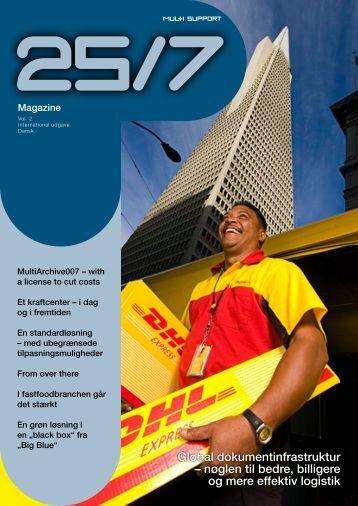 Global dokumentinfrastruktur – nøglen til bedre, billigere og mere  ...