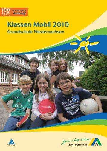 Klassen Mobil 2010 - Grundschule Drebber