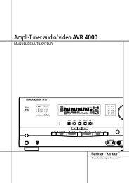 45173 AVR 4000 Fransk - Hci-services.com