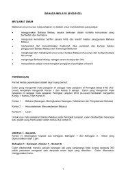 BAHASA MELAYU (8102/9102)