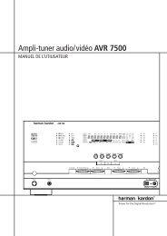 AVR 7500 - Hci-services.com