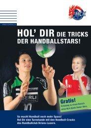 Info-Flyer mit Anmeldetalon downloaden - HC Kriens-Luzern