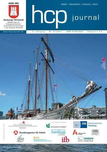 Heft 1/2011 - HCP Journal