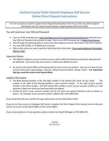 Direct Deposit Form. 4 Direct Deposit Form Templates - Formats ...