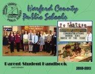 Parent-Student Handbook - Harford County Public Schools