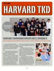 Harvard TKD