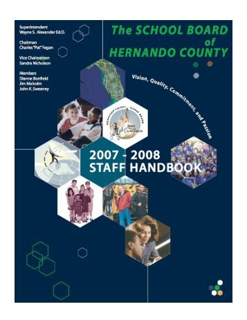 The School Board of Hernando County, Florida