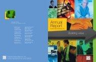 Annual Report 2 - Hospital Central Services, Inc. & Affiliates (HCSC)