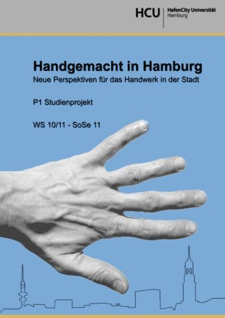 Bericht - HafenCity Universität Hamburg