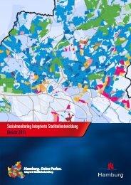 Sozialmonitoring Integrierte Stadtteilentwicklung Bericht ... - Hamburg