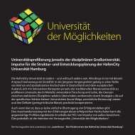 Flyer - HafenCity Universität Hamburg