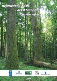 Belarusian Polish Forest Mapping Belarusian Polish Forest Mapping