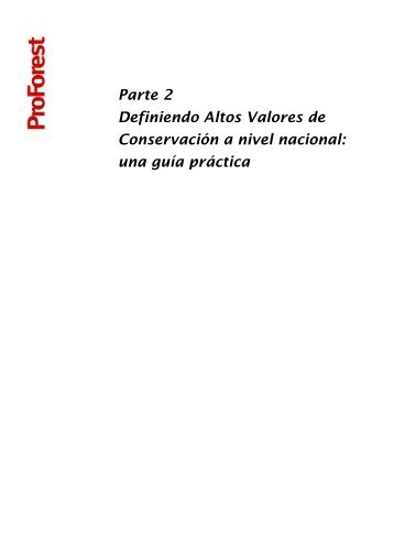 WWF Spanish Translation - HCV Resource Network