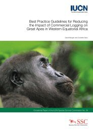 Best Practice Guidelines for Reducing the Impact of ... - GRASP