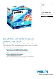 CR7D5NJ10/00 Philips CD-R