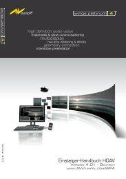 Wings Platinum 4 Handbuch - HDAV
