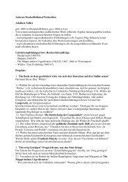 Stifter Witiko.mdi - Haus der Bayerischen Geschichte