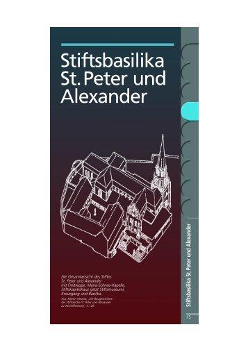 Stiftsbasilika St.Peter und Alexander