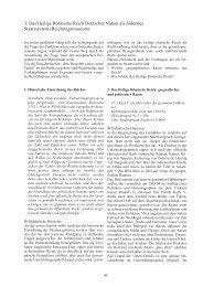 3. Das Heilige Römische Reich Deutscher Nation als föderales ...