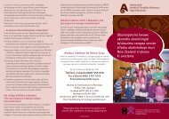 Your Rights in Kinyarwanda (pdf1.5Mb) - Health and Disability ...