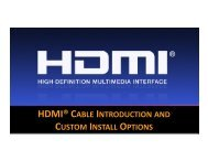 3-Perfect Path by PPC - HDMI