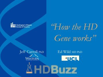 """How the HD Gene works"""