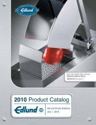 2010 Product Catalog - HD Sheldon and Co.