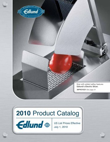 2010 Product Catalog - HD Sheldon and Co.