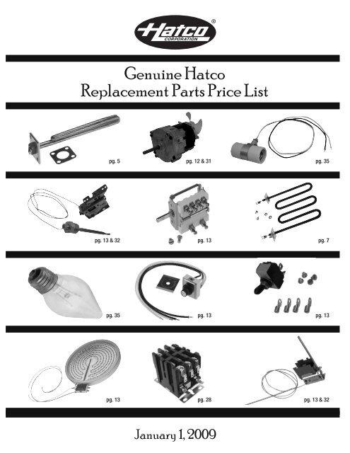 Hatco 02.17.004.00 Transformer 120Vsec:208//240Pri 80Va