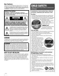 Owner's Manual - Toshiba Canada - Page 2