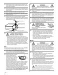 Owner's Manual - Toshiba Canada - Page 4
