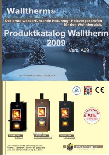 09.07.17 Produktkatalog Walltherm 2009 de.cdr