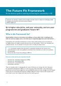 The future-fit framework (.pdf 1MB) - Higher Education Academy - Page 2