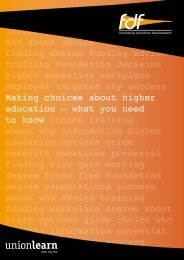 Download this PDF (409KB) - Higher Education Academy