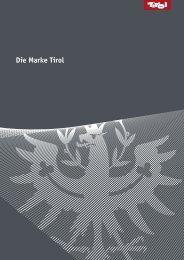 Die Marke Tirol