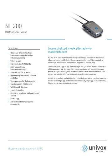 NL 200 - Bo Edin AB