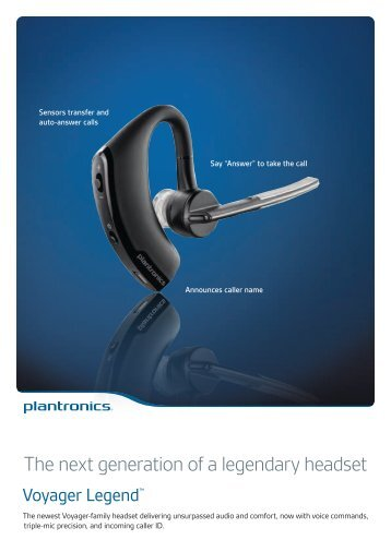 The next generation of a legendary headset