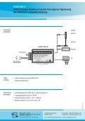 AAM 200-9 Aktivanzeige-Ansteuermodul mit eigener Speisung als ... - Seite 2